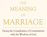 Favorite Non-Fiction Book: The Meaning of Marriage