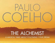 Favorite Fiction Book: The Alchemist by Paulo Coelho