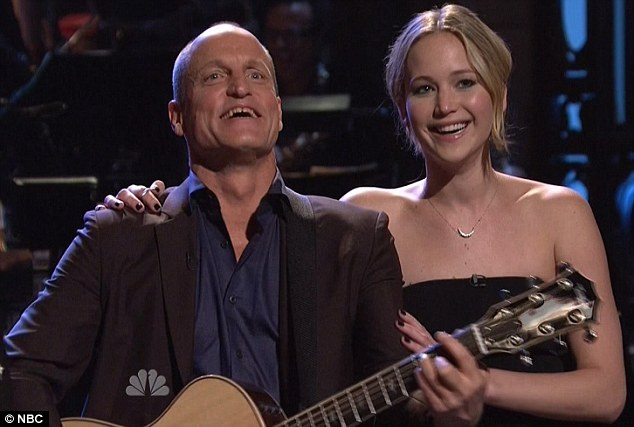 Woody Harrelson's Best 'SNL' Skits