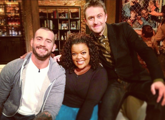 CM Punk Returns To Sunday Night TV On 'The Talking Dead'