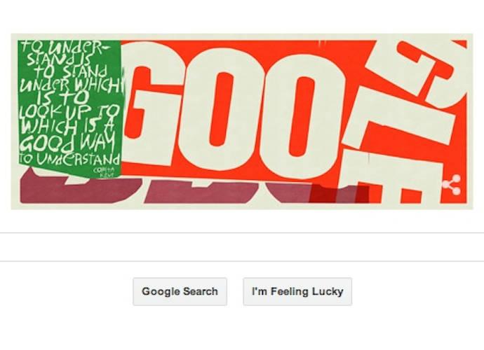 Corita Kent's Birthday Celebrated With Google Doodle