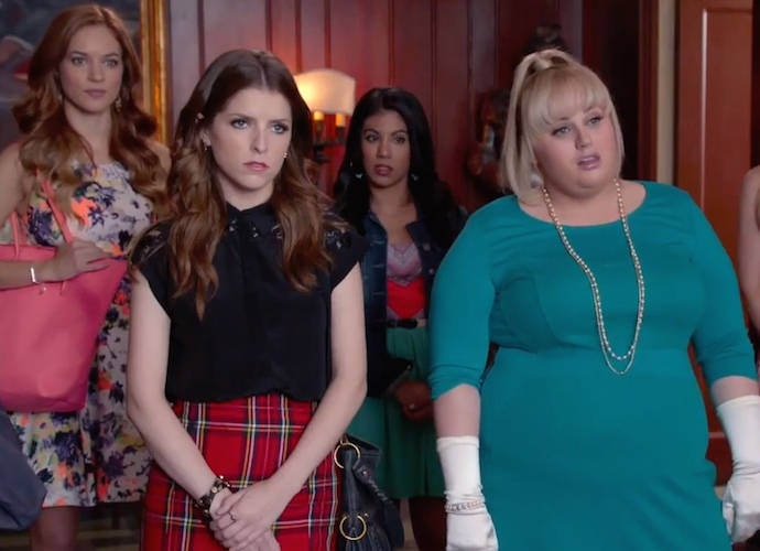 'Pitch Perfect 2′ Trailer Has Arrived