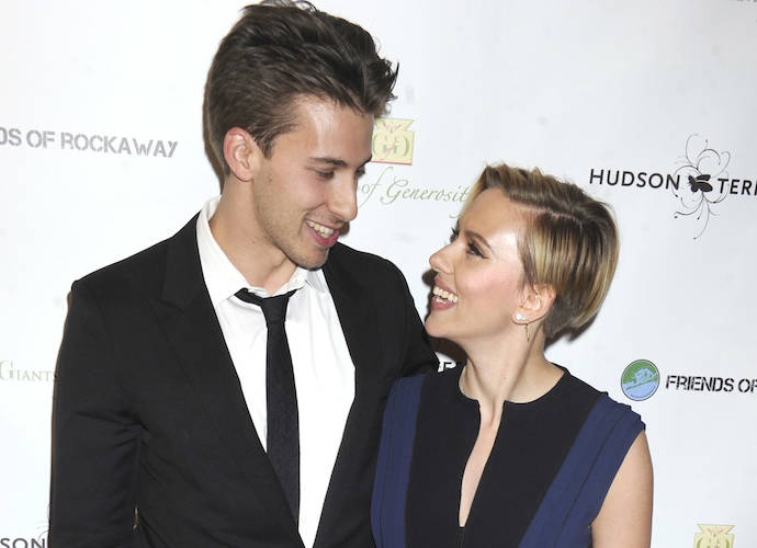 Scarlett Johansson And Twin Brother, Hunter, Co-Host Hurricane Sandy Benefit