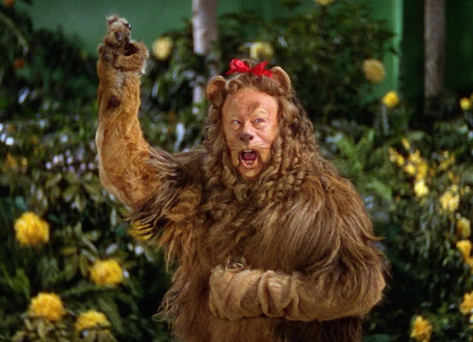 'The Wizard Of Oz' Cowardly Lion Costumes Sold For $3.1 Mil At Auction