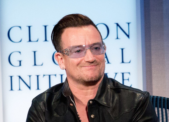 Bono Injured In NYC Bicycle Accident, Cancels 'Tonight Show' Appearances