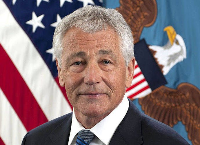 Chuck Hagel Resigning From Defense Secretary Post