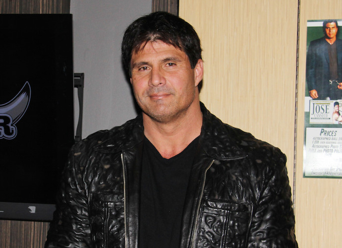 Jose Canseco's Finger Falls Off During Poker Game