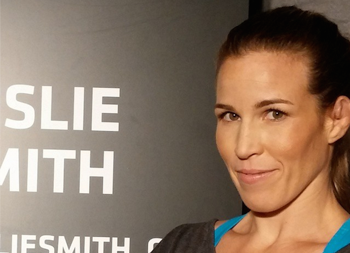 Leslie Smith's Ear Torn Partially Off During UFC Bout