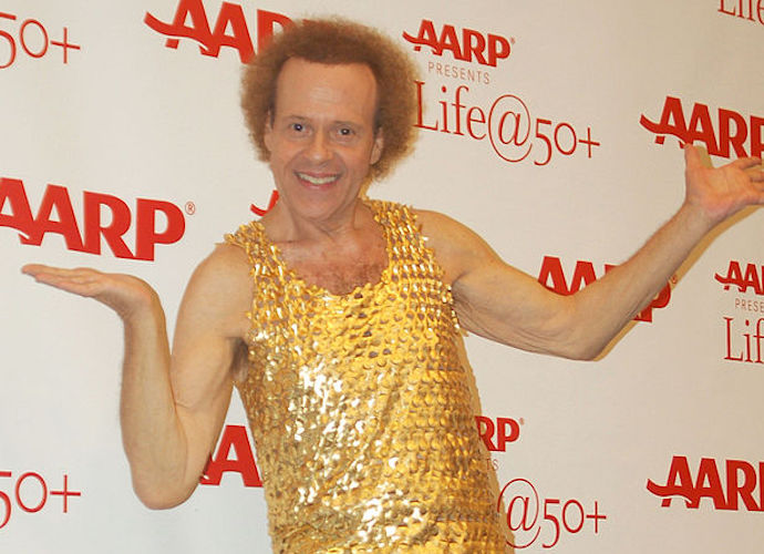 Richard Simmons Explains Absence From Public Eye, Blames Knee Injury