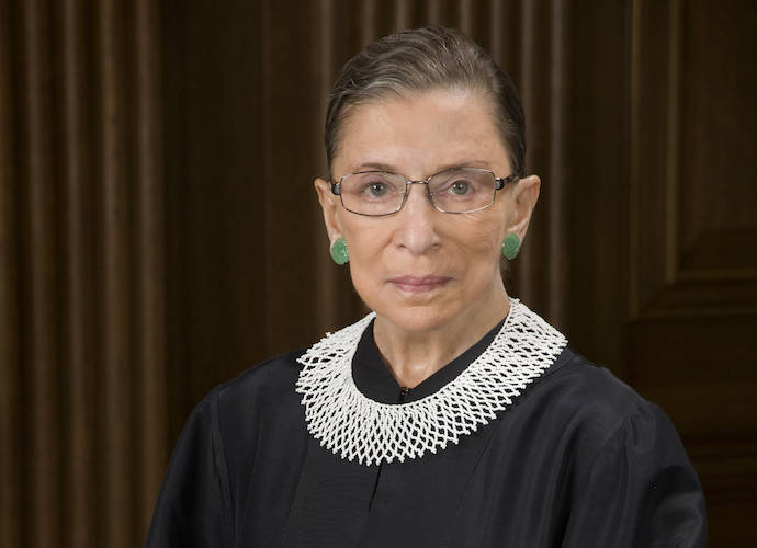 Ruth Bader Ginsburg Undergoes Heart Procedure