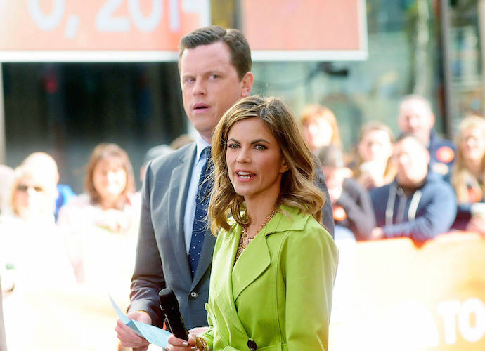 Natalie Morales & Willie Geist Reportedly Fired From 'Today'; NBC Denies Shakeup