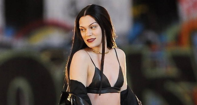 Jessie J Shoots 'Masterpiece' Music Video