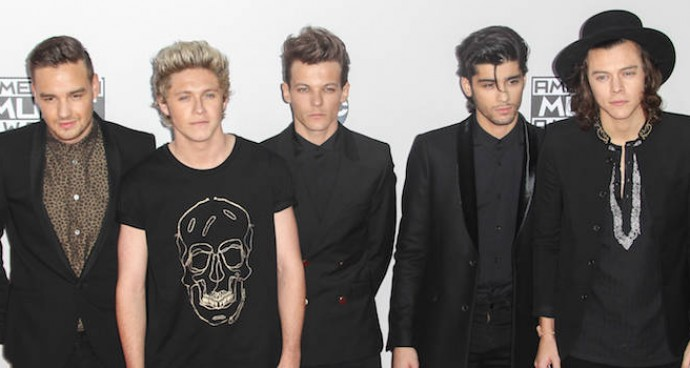 One Direction Wins Three American Music Awards, Performs 'Night Changes'
