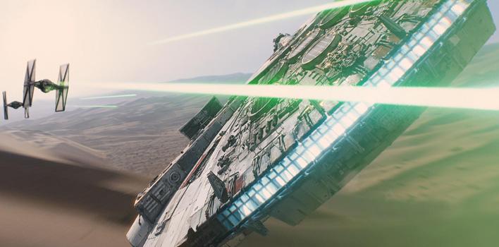 'Star Wars: The Force Awakens' Teaser Trailer Released