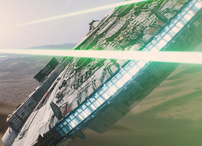 'Star Wars: The Force Awakens' Teaser Trailer Released
