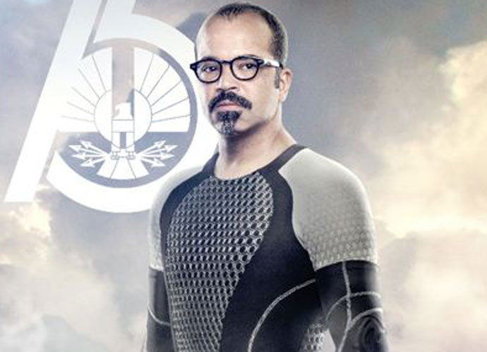 Jeffrey Wright On 'The Hunger Games: Mockingjay Part 1,' Jennifer Lawrence