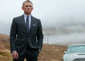Daniel Craig as James Bond (Photo courtesy of MGM)