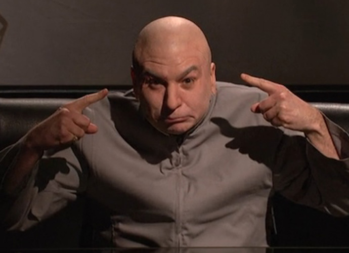 Mike Myers Returns to SNL As Dr. Evil