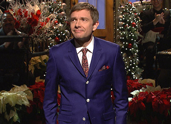 Martin Freeman's Best SNL Bits