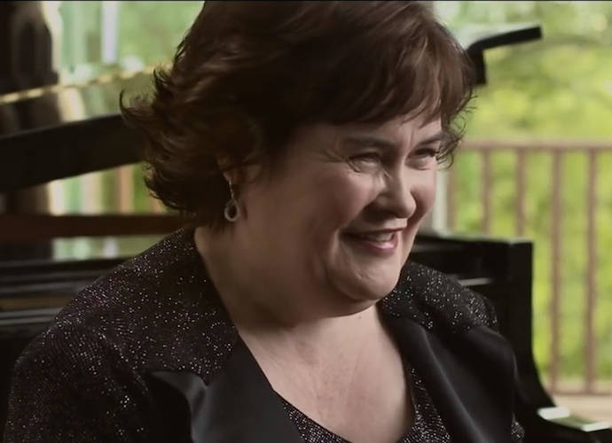 Susan Boyle Attacked By Group Of Teens In Scotland