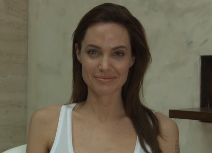 Angelina Jolie Has The Chickenpox, Will Miss 'Unbroken' Premiere
