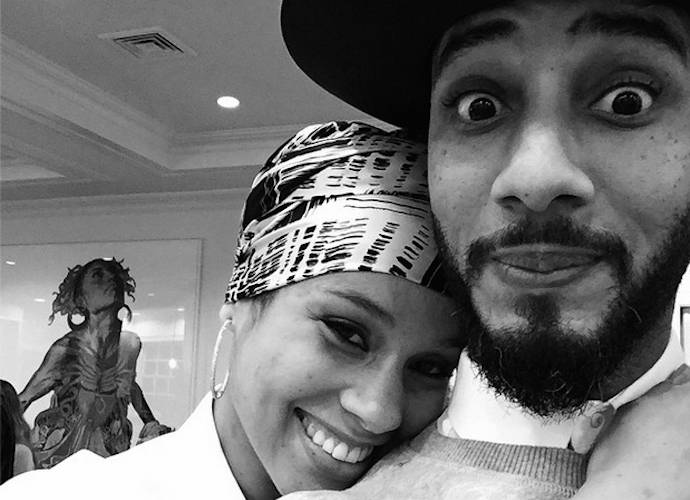 Alicia Keys And Swizz Beatz Welcome Second Baby Boy