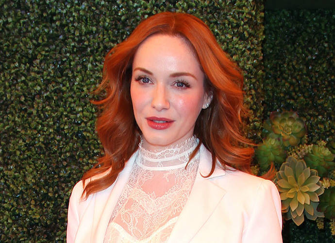 Christina Hendricks Lands Part On New Showtime Series 'Roadies'