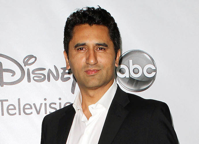 Cliff Curtis Starring In 'The Walking Dead' Spinoff