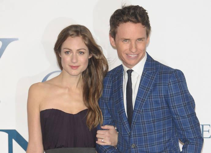 Eddie Redmayne Weds Hannah Bagshawe