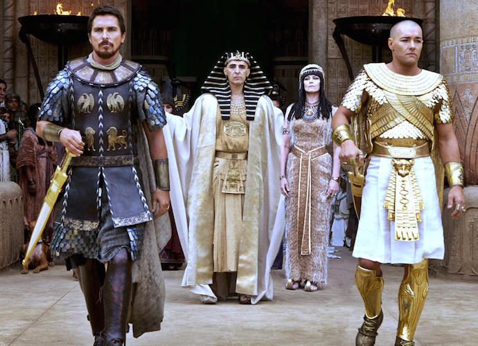 'Exodus: Gods And Kings' Review Roundup: Ridley Scott's Biblical Epic Slammed By Critics