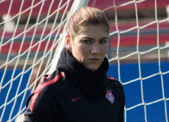 Hope Solo, U.S. Soccer Player, Wants Domestic Violence Charges Dismissed