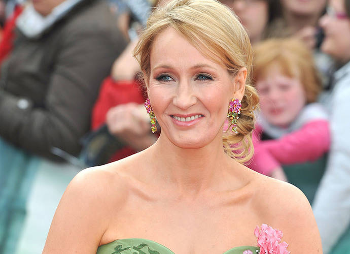 J.K. Rowling Admits Regret For Killing Off One 'Harry Potter' Character