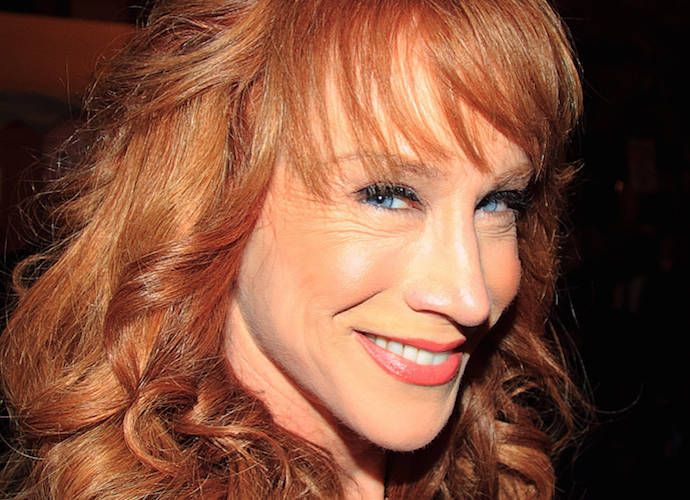 Kathy Griffin Officially Tapped To Join 'Fashion Police'