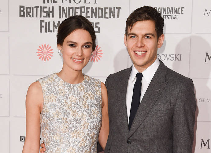 Keira Knightley And James Righton Expecting First Child