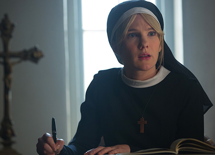 Lily Rabe Talks Returning As Sister Mary Eunice On 'American Horror Story: Freak Show'