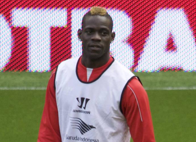 Mario Balotelli Accused Of Racism For Super Mario Instagram Post