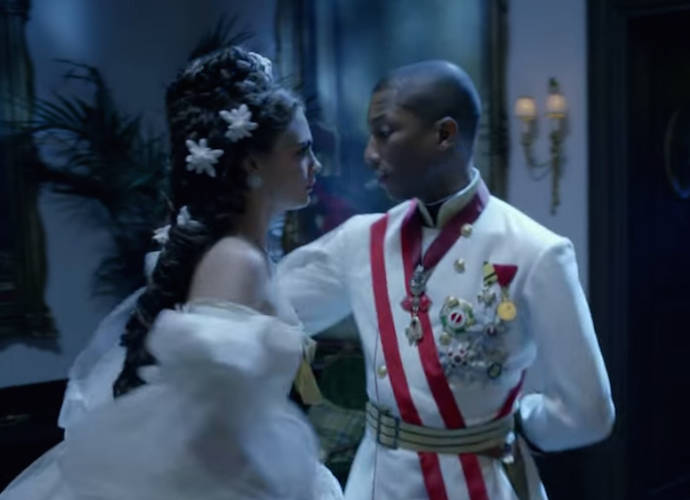 Pharrell Williams & Cara Delevingne Star, Sing In Chanel Short Film
