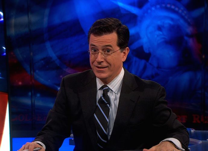 Stephen Colbert Signs Off 'Colbert Report' Ahead Of 'Late Show' Move