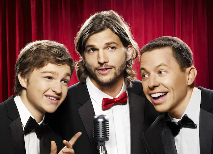 Ashton Kutcher Addresses 'Two And A Half Men' Finale, Possible Return Of Charlie Sheen