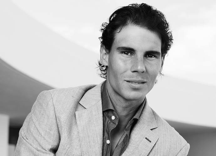 Rafael Nadal Named Global Ambassador For Tommy Hilfiger Underwear