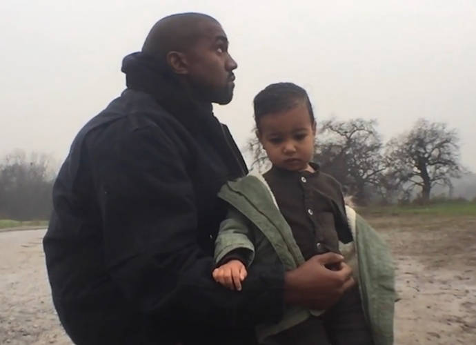 Kanye West Jumped On A Table At Nandos Before The BRIT ...
