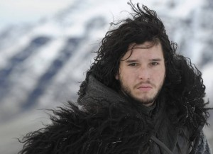 Kit Harington in 'Game of Thrones' (Image: HBO)