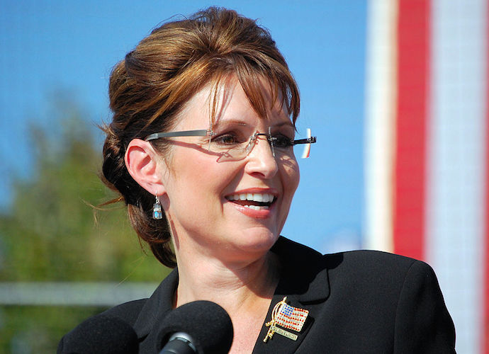 Sarah & Todd Palin Divorced Quietly Earlier This Year According To Court Records