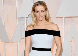 HOLLYWOOD, CA - FEBRUARY 22: Actress Reese Witherspoon attends the 87th Annual Academy Awards at Hollywood & Highland Center on February 22, 2015 in Hollywood, California.