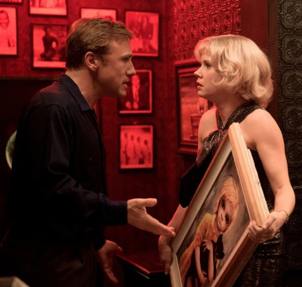 Christoph Waltz and Amy Adams in 'Big Eyes'