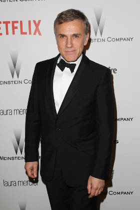 Christoph Waltz at 2015 Golden Globes After Party