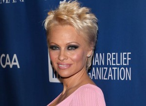 Pamela Anderson (Image: Getty)