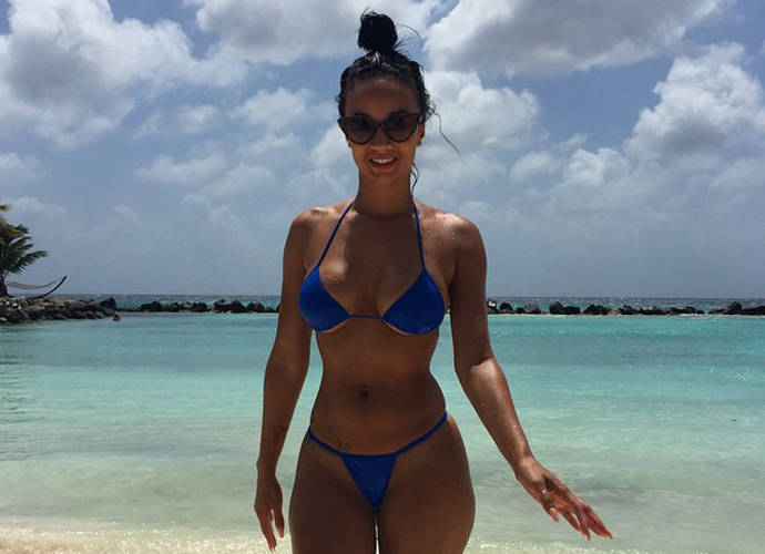 Draya Michele's Vacation In Aruba - uInterview