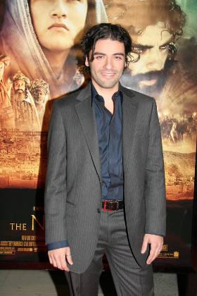 Oscar Isaac at 'The Nativity Story' Screening