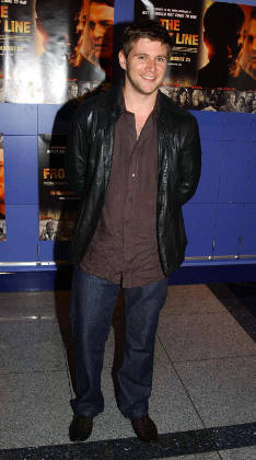 Allen Leech at 2006 Premiere of 'The Front Line'